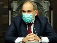 """В Армении премьер Пашинян заявил о готовности провести внеочередные парламентские выборы, пообещав """"не цепляться за кресло"""""""