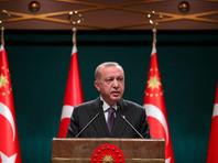 В понедельник президент Турции Реджеп Тайип Эрдоган объявил о полном локдауне на новогодние праздники