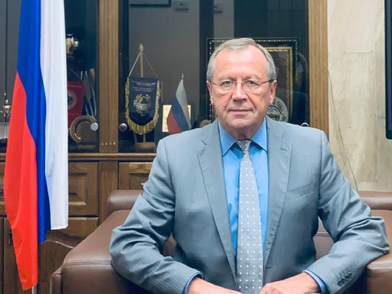 Посла России в Израиле Анатолия Викторова вызвали в МИД страны после его интервью The Jerusalem Post