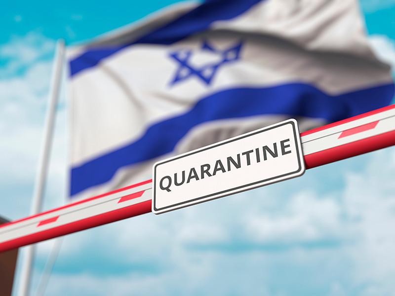 Израиль вводит третий за пандемию жесткий карантин