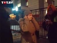 В Минске силовики задержали на акции протеста  пенсионеров около 100 человек
