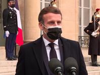У президента Франции подтвердился коронавирус
