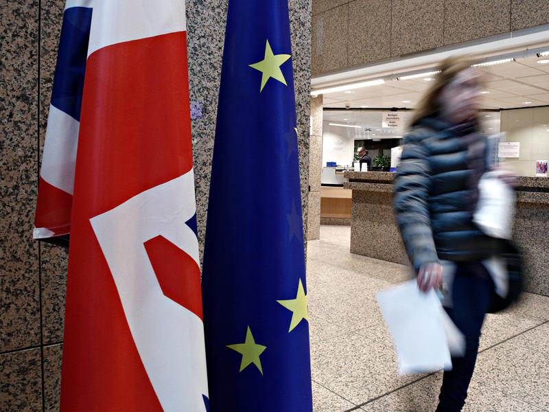 """ЕС и Великобритания достигли согласия по """"ирландскому"""" вопросу после Brexit"""