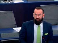 """Сооснователь защищающей """"скрепы"""" венгерской партии попался при попытке сбежать с мужской """"секс-вечеринки"""" в Брюсселе"""