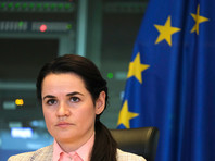 """Тихановская посетовала, что Евросоюз, оглядываясь на Россию, """"ничего не может сделать"""" с Лукашенко"""