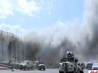 В йеменском аэропорту произошли взрывы во время прибытия нового правительства (ВИДЕО)