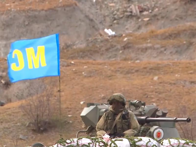 """Российские миротворцы передали Нагорному Карабаху тела 9 военных, найденные в Гадрутском районе"""" />"""