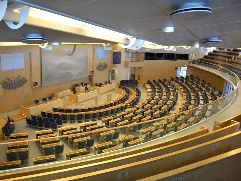 Парламент Швеции одобрил рекордное увеличение оборонного бюджета