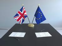Не договорились: консультации Великобритании и ЕС о свободной торговле после Brexit приостановлены