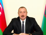 Алиев объявил о переходе Лачинского района под контроль Азербайджана