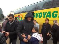 Почти 780 беженцев вернулись из Армении в Нагорный Карабах за сутки
