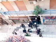 В Греции полиция задержала в центре Афин более 100 человек, нарушивших запрет на митинги