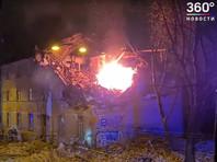 В жилом доме в Риге произошел взрыв, погиб один человек (ВИДЕО)