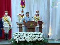 Майя Санду официально вступила в должность президента Молдавии