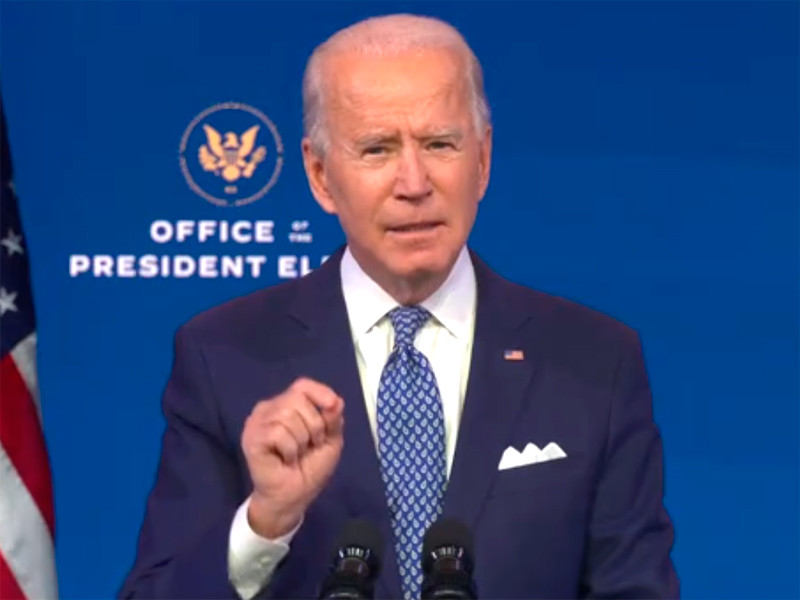 Джо Байден пообещал не оставлять без ответа кибератаки против ведомств США