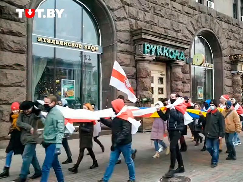 В Белоруссии прошли первые в этом году акции с требованиями отставки Лукашенко