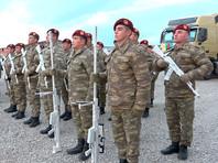 Азербайджанские военные примут участие в учениях в Турции
