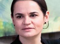Бывший кандидат в президенты Белоруссии Светлана Тихановская выдвинута на Нобелевскую премию мира