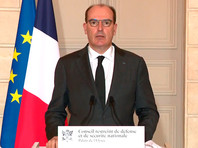 """Франция закрывает границы со странами, не входящими в ЕС, опасаясь """"британского"""" и """"южноафриканского"""" штаммов COVID"""