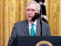 Лидер большинства в Сенате отказался созывать экстренное заседание по импичменту Трампа
