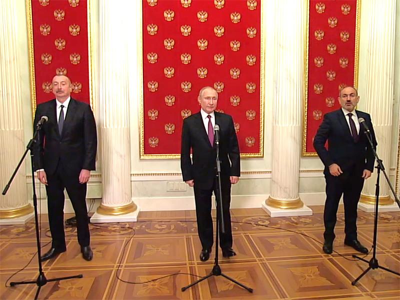 Никол Пашинян считает карабахский конфликт неурегулированным