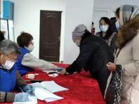 И.о. президента Садыр Жапаров побеждает в первом туре на досрочных выборах президента Киргизии