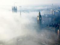 """""""Похоже, Вестминстер горит"""": над зданием британского парламента, который нуждается в ремонте, появился то ли дым, то ли пар (ВИДЕО)"""