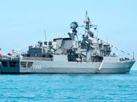 ВМС Турции направили фрегат для участия в поисково-спасательных работах в том районе Черного моря, где затонул сухогруз