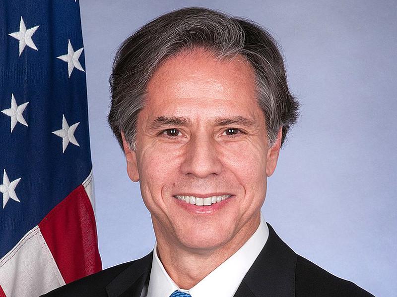 Новым Госсекретарем США утвержден Энтони Блинкен - сторонник максимально жестких мер в отношении Москвы