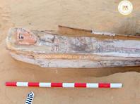 Власти Египта заявили о новых находках на территории большого некрополя в Саккаре, к югу от Каира