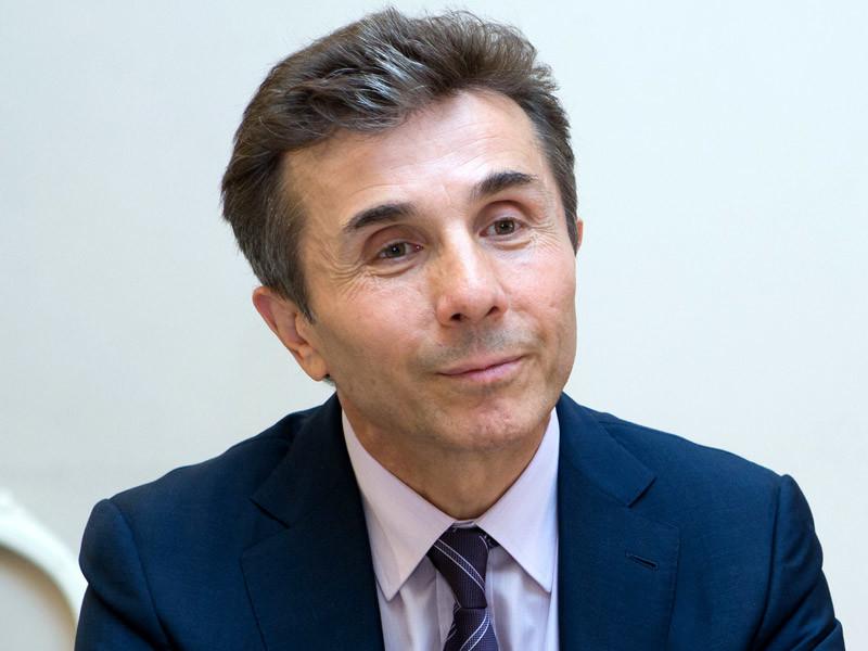 Богатейший человек Грузии Бидзина Иванишвили во второй раз объявил об уходе из политики