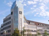 Немецкий Deutsche Bank кредитовал Трампа последние 20 лет. Сейчас принадлежащие президенту компании должны ему более $300 млн