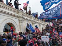 """Сторонников Трампа, ворвавшихся накануне в здание Капитолия, Байден призвал не называть """"протестующими"""". """"Это не были протестующие. И даже не пытайтесь называть их протестующими, - сказал избранный президент США. - Это была банда погромщиков. Бунтовщиков. Террористов"""""""