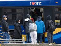 В США введен обязательный масочный режим во всем общественном транспорте