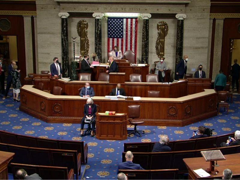 Демократы в Конгрессе могут внести статьи импичмента Дональда Трампа до 13 января