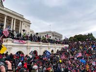 """По факту штурма Капитолия в Вашингтоне возбуждено не менее 25 уголовных дел о """"внутреннем терроризме"""""""