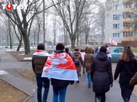Минск, 3 января 2021 года