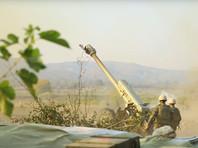 """По данным правозащитников, армянские и азербайджанские силы неоднократно применяли """"заведомо неточное и неизбирательное оружие"""""""