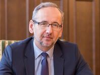 Министр здравоохранения Польши Адам Недзельский