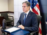 """В заявлении госсекретаря говорится, что США все еще обеспокоены """"продолжающимся жестоким подавлением мирных протестов, про-демократических активистов и журналистов"""""""