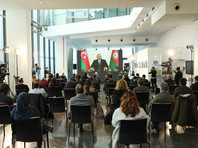 26 февраля Ильхам Алиев провел пресс-конференцию для представителей местных и зарубежных СМИ