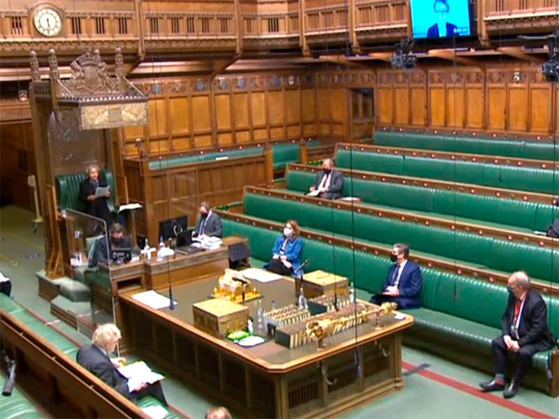 Премьер-министр Великобритании Борис Джонсон представил план правительства по снятию ограничений, действующих в связи с коронавирусом COVID-19 в Англии