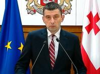 Попытка властей Грузии задержать оппозиционного лидера привела к отставке премьер-министра