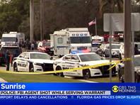 Во время обыска  во Флориде убит сотрудник ФБР, есть раненые