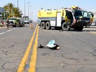 Беспилотники йеменских повстанцев атаковали саудовский аэропорт