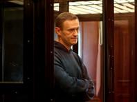 """Решение принято по заявлению от 20 января, то есть еще до замены условного срока по делу """"Ив Роше"""" на реальный, когда Навальный был в статусе задержанного"""