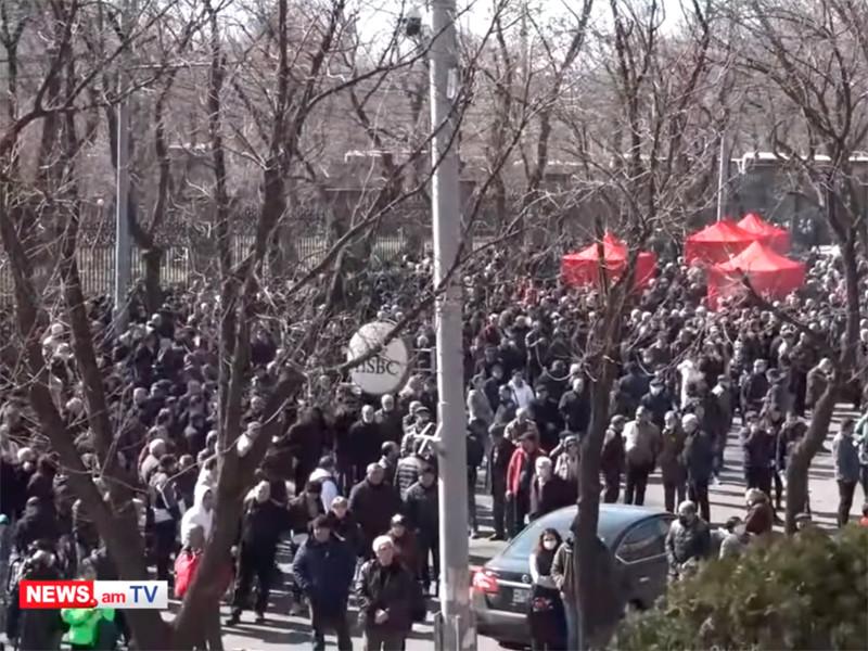 Ереван, 26 февраля 2021 года