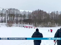 Под Минском задержали 19 лыжников за организацию митинга