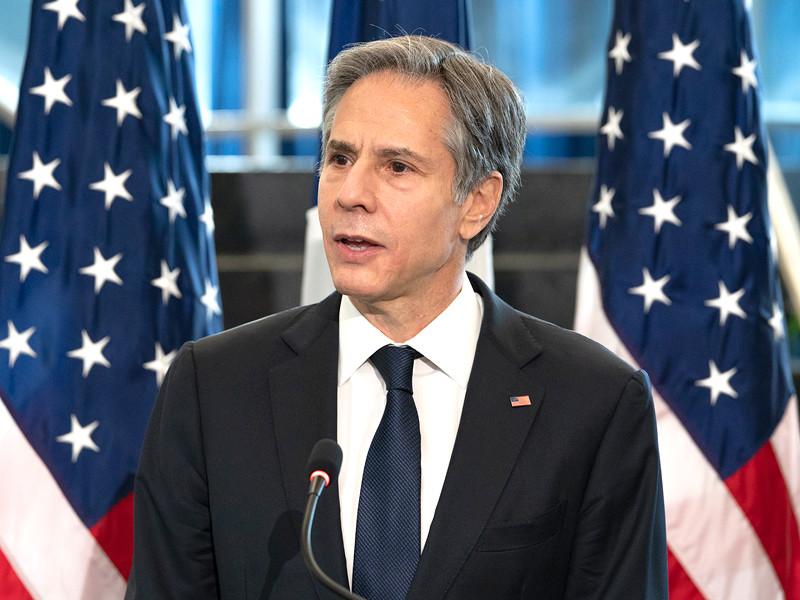 """Госсекретарь США: нежелание Китая делиться всей информацией по COVID является """"существенной проблемой"""""""