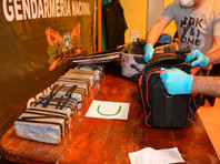 В Аргентине начался суд по делу о 400 кг кокаина в российском посольстве